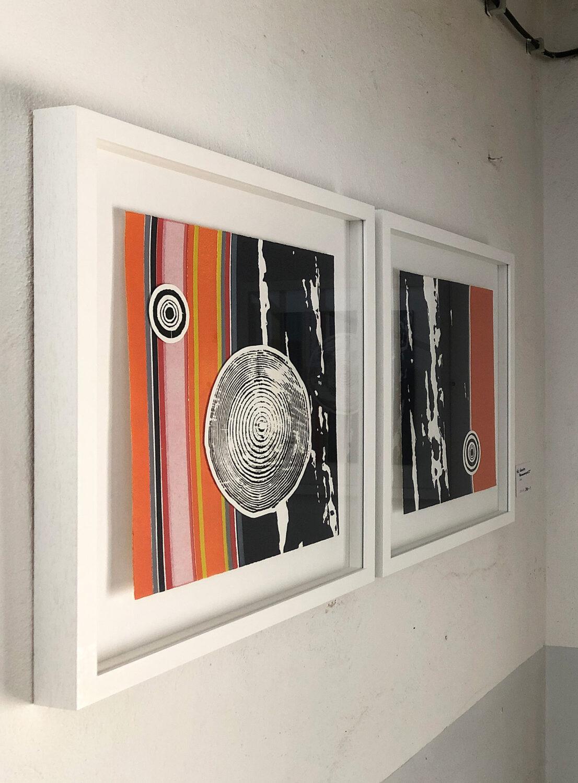 Blick in die Ausstellung 3