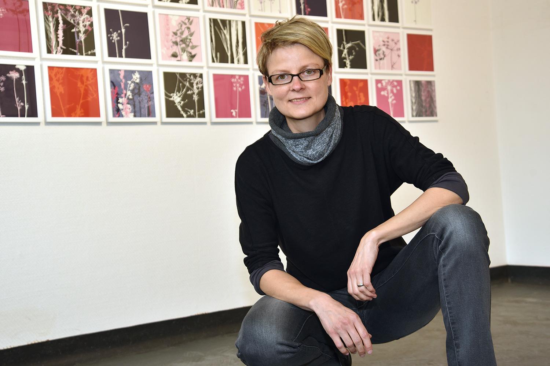 Vielfalt-Ausstellung   KunstOrt Dülmen   Pressefoto: Brigitte Striehn [IVZ]