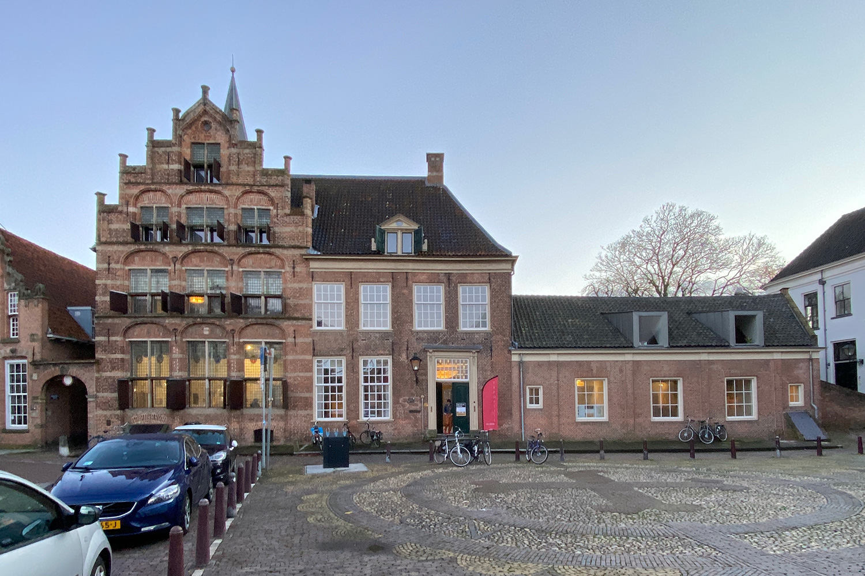 Dat Bolwerck in Zutphen [NL]   Außenansicht