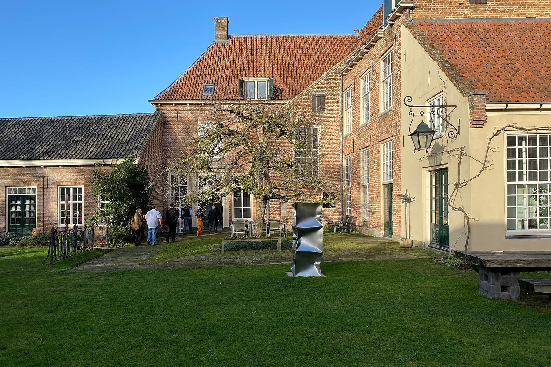 Dat Bolwerck in Zutphen [NL]   Außenansicht / Gartenseite