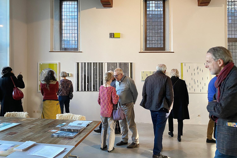 Deutsche Grafik   Ausstellungsansicht 1