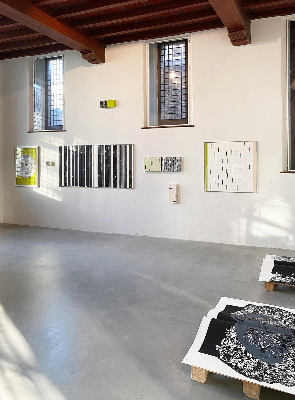 Deutsche Grafik   Ausstellungsansicht 2