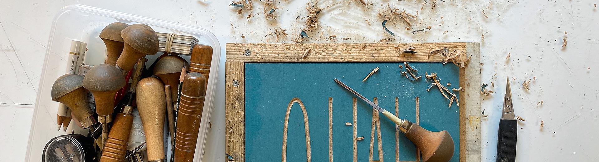 Workshops | Atelier Sauer Ibbenbüren | Schneidewerkzeug