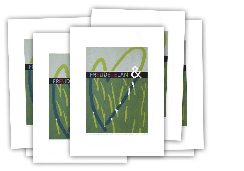 Gemeinschaftsdruck | Auflagenhöhe: 32 Exemplare