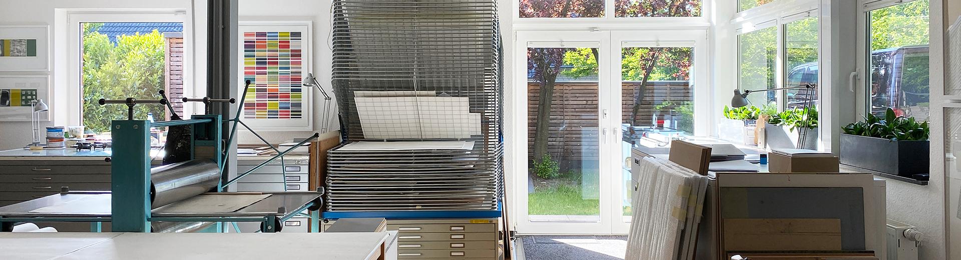 Atelier Sauer Ibbenbüren | Druckwerkstatt